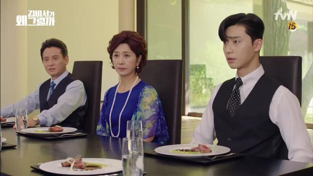 Thư Ký Kim khép lại bằng đám cưới đẹp như cổ tích của Song Park - Ảnh 8.