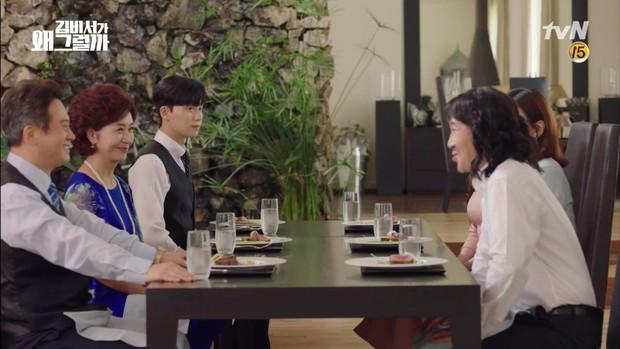 Thư Ký Kim khép lại bằng đám cưới đẹp như cổ tích của Song Park - Ảnh 11.