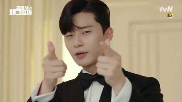 Thư Ký Kim khép lại bằng đám cưới đẹp như cổ tích của Song Park - Ảnh 2.