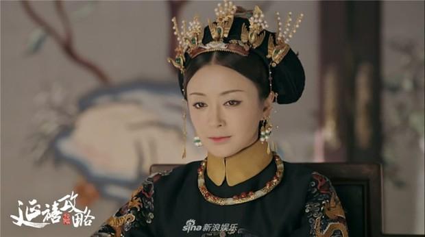 Diên Hi Công Lược: Xa Thi Mạn và Tần Lam nói gì khi bị đồn túng tiền - Ảnh 6.