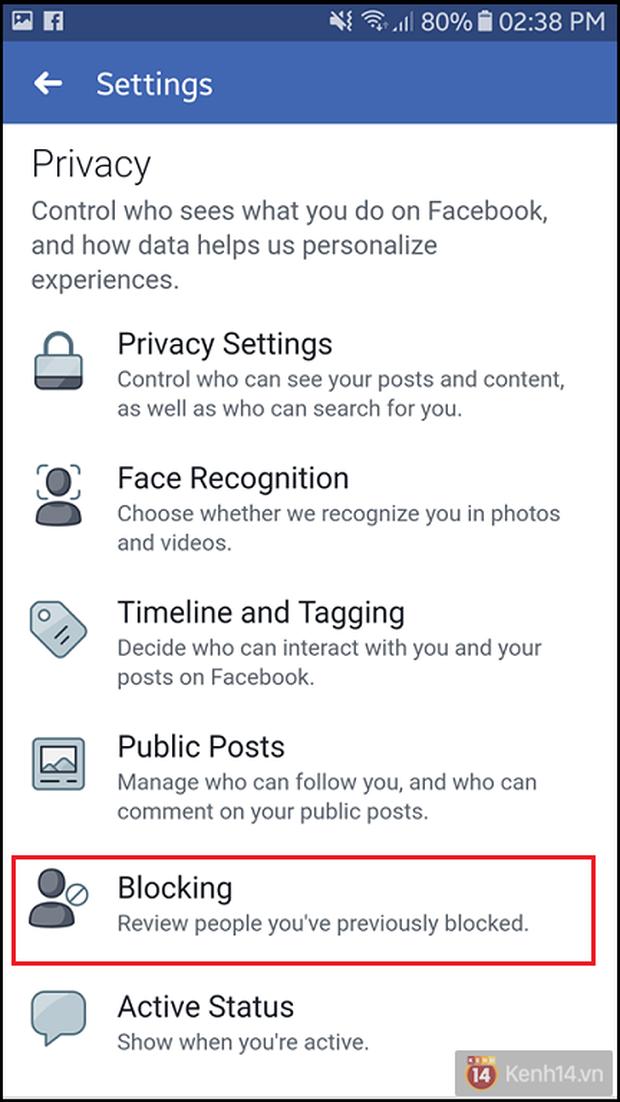 Bí kíp phản đam Facebook: Cách block ngược lại những ai vẫn còn đang block mình - Ảnh 8.
