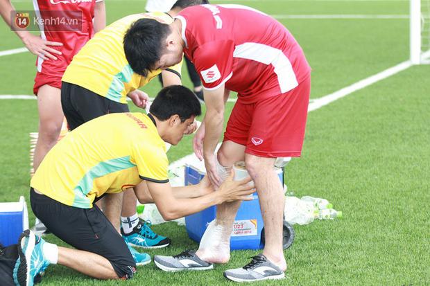 HLV Park Hang Seo chỉ định người làm đội trưởng thay Xuân Trường ở U23 Việt Nam - Ảnh 2.