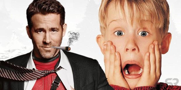 Thánh bựa Ryan Reynolds sắp sửa hủy diệt tuổi thơ toàn cầu, biến Home Alone thành phim người lớn! - Ảnh 1.