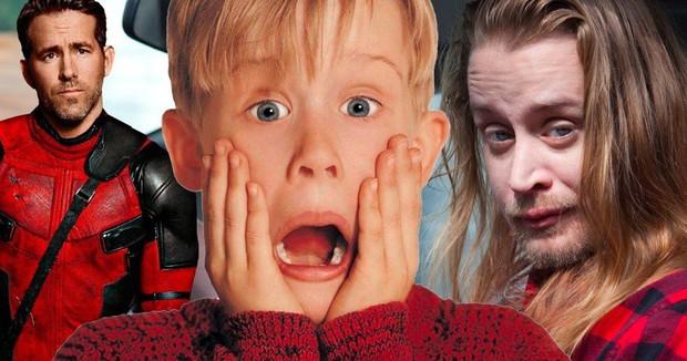 Thánh bựa Ryan Reynolds sắp sửa hủy diệt tuổi thơ toàn cầu, biến Home Alone thành phim người lớn! - Ảnh 2.