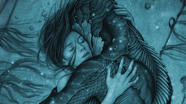 Cảnh 18+ giữa người và cá đã cứu phim đạt Oscar The Shape of Water khỏi nghi án đạo nhái - Ảnh 1.