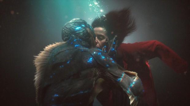 Cảnh 18+ giữa người và cá đã cứu phim đạt Oscar The Shape of Water khỏi nghi án đạo nhái - Ảnh 3.