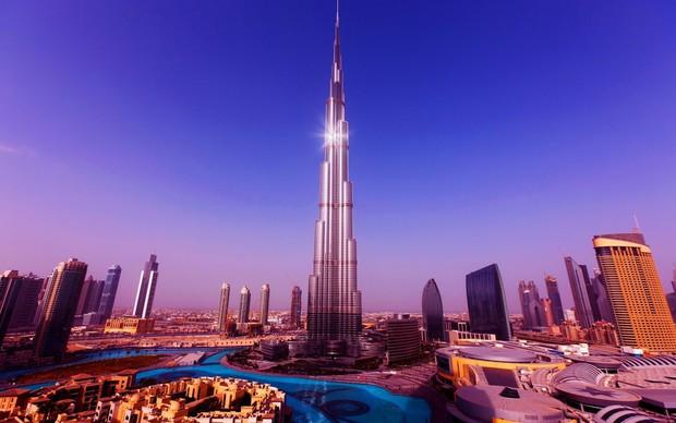 Top 15 tòa nhà chọc trời cao nhất thế giới, Việt Nam cũng góp mặt với Landmark 81 - Ảnh 1.