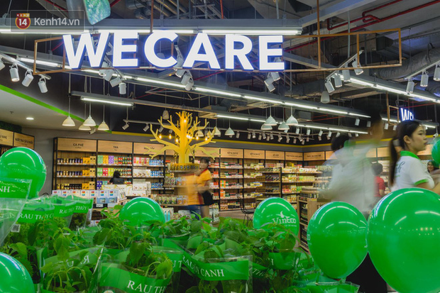 """Cận cảnh VinMart trong toà nhà cao nhất Việt Nam: Ai bảo siêu thị là không thể """"chất"""", không thể cool? - Ảnh 1."""