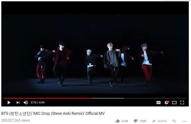 Ngay cả MV cho ca khúc phụ cũng cán mốc 300 triệu view, BTS ngày càng chứng tỏ sức mạnh đáng gờm - Ảnh 1.