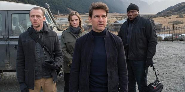 """""""Mission: Impossible - Fallout"""": Cực phẩm hành động mùa hè 2018 đây rồi! - Ảnh 2."""