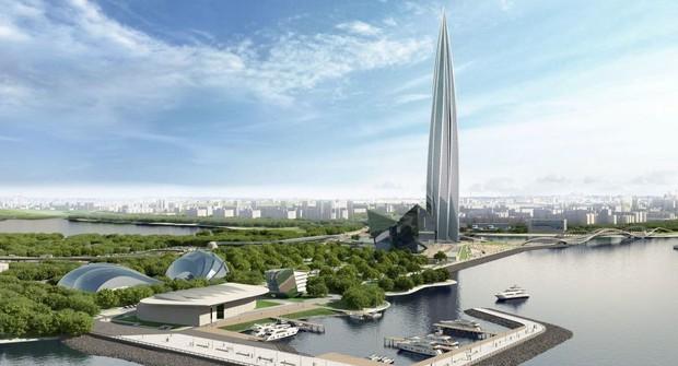 Top 15 tòa nhà chọc trời cao nhất thế giới, Việt Nam cũng góp mặt với Landmark 81 - Ảnh 13.