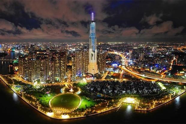 Top 15 tòa nhà chọc trời cao nhất thế giới, Việt Nam cũng góp mặt với Landmark 81 - Ảnh 14.