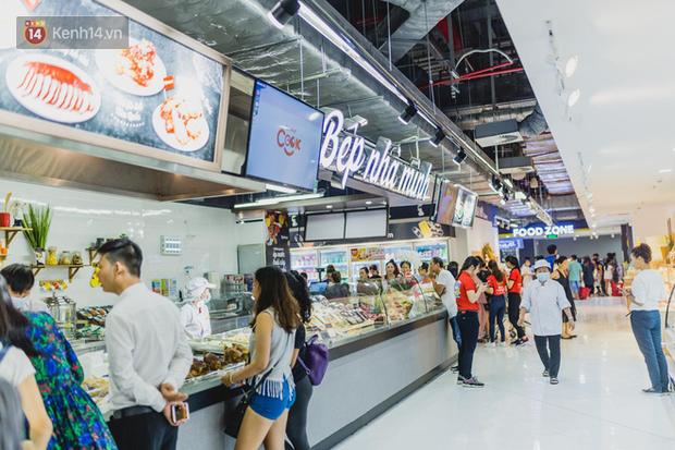 """Cận cảnh VinMart trong toà nhà cao nhất Việt Nam: Ai bảo siêu thị là không thể """"chất"""", không thể cool? - Ảnh 14."""