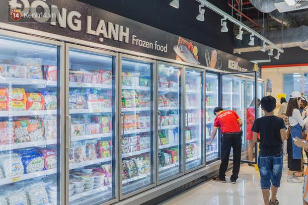 """Cận cảnh VinMart trong toà nhà cao nhất Việt Nam: Ai bảo siêu thị là không thể """"chất"""", không thể cool? - Ảnh 15."""