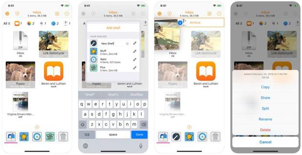 16 ứng dụng có chế độ tối tận dụng màn OLED của iPhone X tốt nhất do chính Apple liệt kê - Ảnh 15.