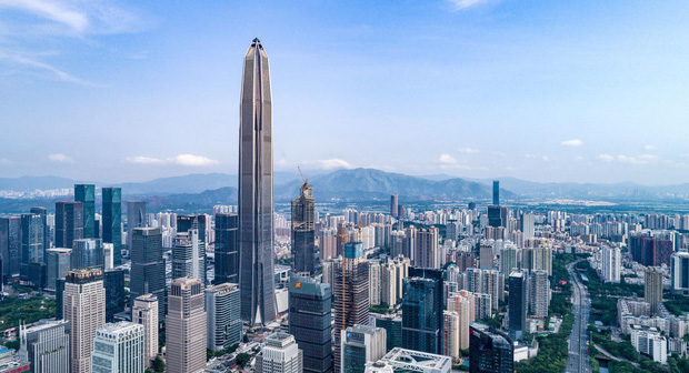 Top 15 tòa nhà chọc trời cao nhất thế giới, Việt Nam cũng góp mặt với Landmark 81 - Ảnh 4.