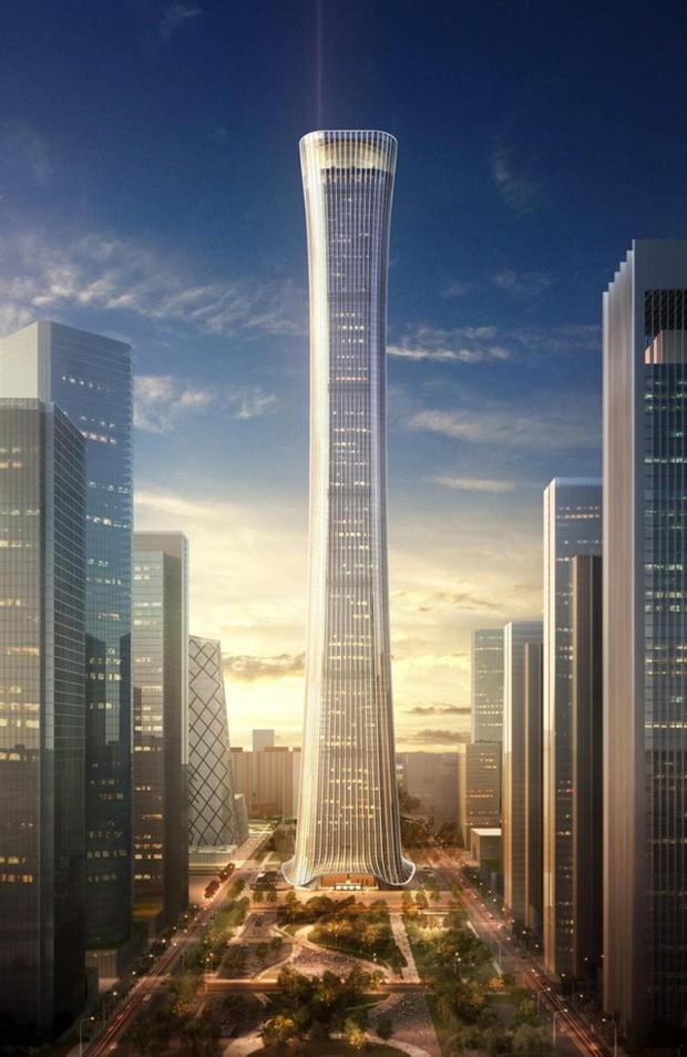 Top 15 tòa nhà chọc trời cao nhất thế giới, Việt Nam cũng góp mặt với Landmark 81 - Ảnh 9.