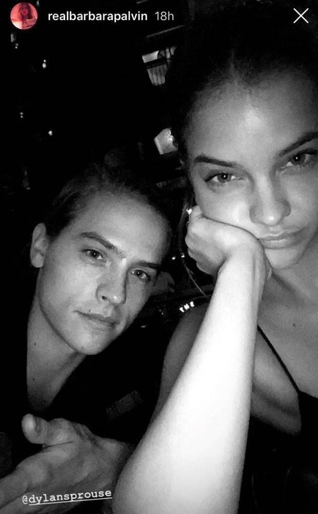 Sao Zack & Cody đang hẹn hò với mỹ nhân Victorias Secret đình đám Barbara Palvin? - Ảnh 2.