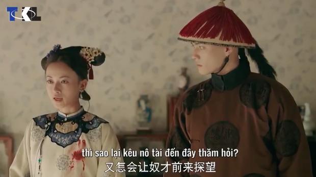 Diên Hi Công Lược tập 9: Tưởng hại được Hoàng hậu, ai ngờ Cao Quý phi bị Anh Lạc làm cho quê xệ - Ảnh 11.