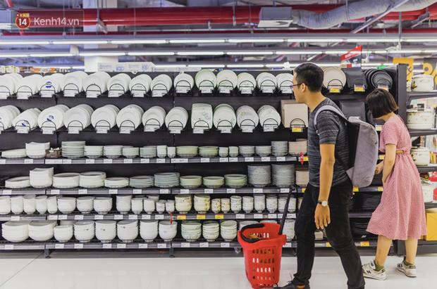 """Cận cảnh VinMart trong toà nhà cao nhất Việt Nam: Ai bảo siêu thị là không thể """"chất"""", không thể cool? - Ảnh 17."""