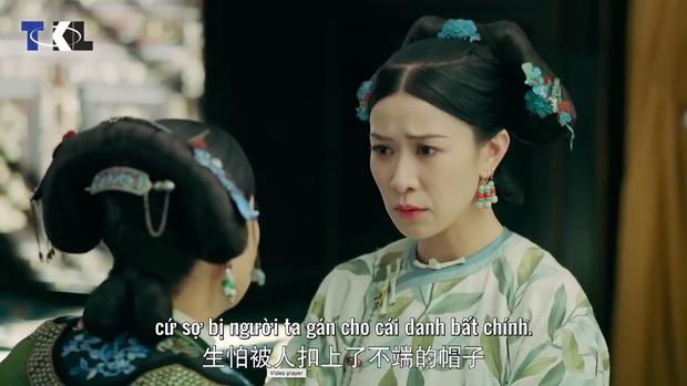 Diên Hi Công Lược: Xa Thi Mạn và Tần Lam nói gì khi bị đồn túng tiền - Ảnh 2.