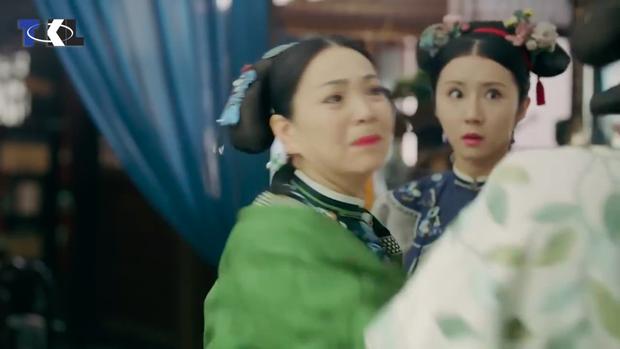 Diên Hi Công Lược tập 9: Tưởng hại được Hoàng hậu, ai ngờ Cao Quý phi bị Anh Lạc làm cho quê xệ - Ảnh 19.