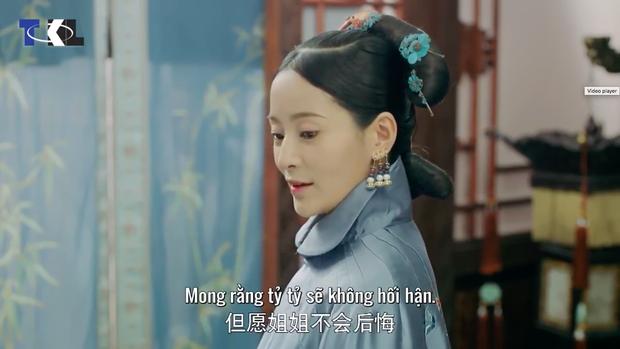 Diên Hi Công Lược tập 9: Tưởng hại được Hoàng hậu, ai ngờ Cao Quý phi bị Anh Lạc làm cho quê xệ - Ảnh 23.