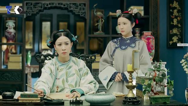 Diên Hi Công Lược tập 9: Tưởng hại được Hoàng hậu, ai ngờ Cao Quý phi bị Anh Lạc làm cho quê xệ - Ảnh 21.