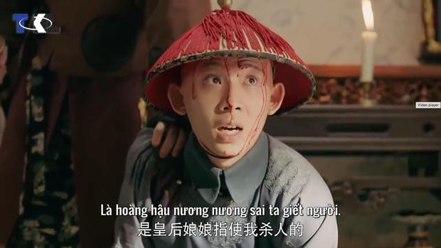 Diên Hi Công Lược tập 9: Tưởng hại được Hoàng hậu, ai ngờ Cao Quý phi bị Anh Lạc làm cho quê xệ - Ảnh 8.