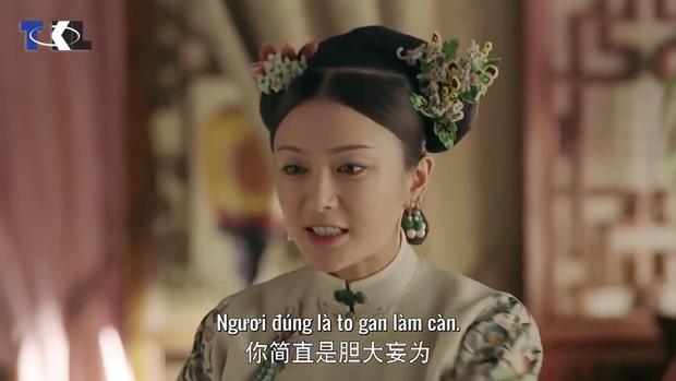 Diên Hi Công Lược tập 9: Tưởng hại được Hoàng hậu, ai ngờ Cao Quý phi bị Anh Lạc làm cho quê xệ - Ảnh 9.