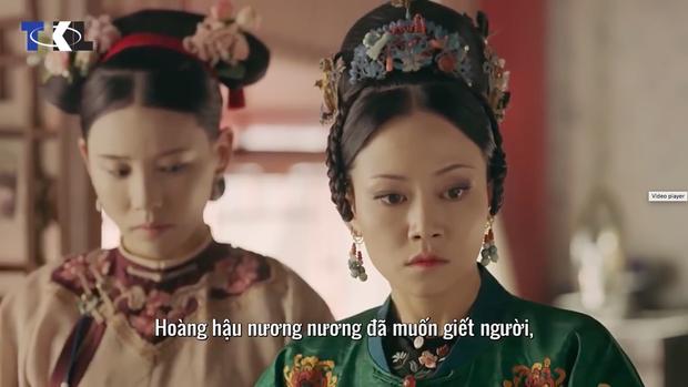 Diên Hi Công Lược tập 9: Tưởng hại được Hoàng hậu, ai ngờ Cao Quý phi bị Anh Lạc làm cho quê xệ - Ảnh 12.