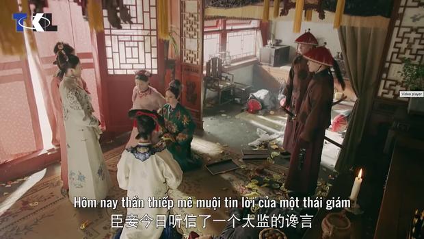 Diên Hi Công Lược tập 9: Tưởng hại được Hoàng hậu, ai ngờ Cao Quý phi bị Anh Lạc làm cho quê xệ - Ảnh 13.