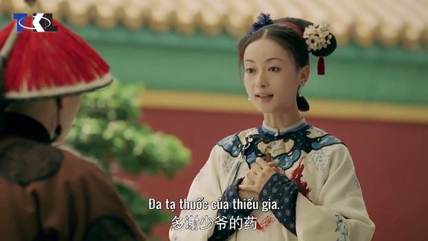 Diên Hi Công Lược tập 9: Tưởng hại được Hoàng hậu, ai ngờ Cao Quý phi bị Anh Lạc làm cho quê xệ - Ảnh 15.
