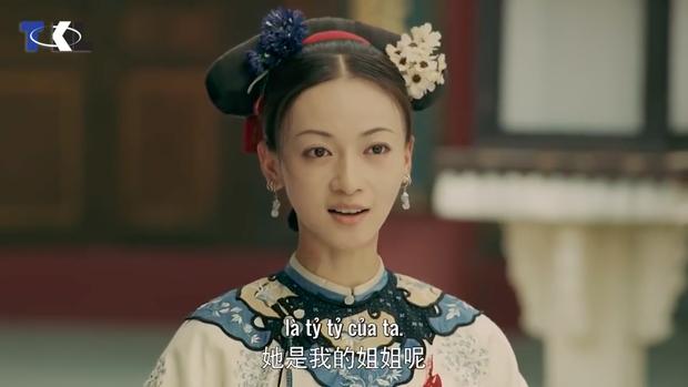 Diên Hi Công Lược tập 9: Tưởng hại được Hoàng hậu, ai ngờ Cao Quý phi bị Anh Lạc làm cho quê xệ - Ảnh 16.