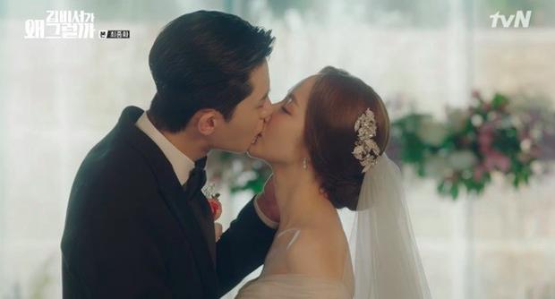 Thư Ký Kim khép lại bằng đám cưới đẹp như cổ tích của Song Park - Ảnh 5.