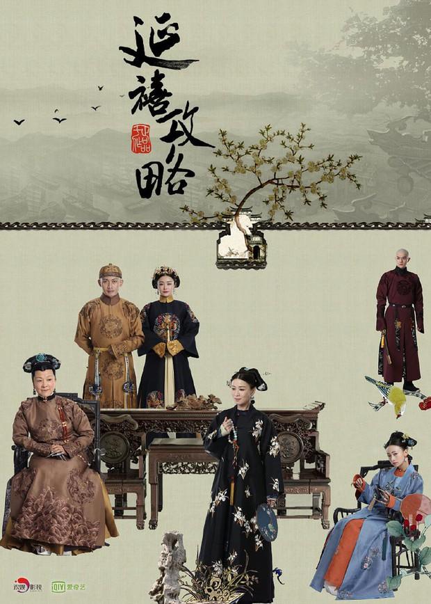 Diên Hi Công Lược: Xa Thi Mạn và Tần Lam nói gì khi bị đồn túng tiền - Ảnh 10.
