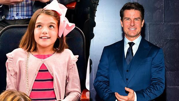 Xúc động vì những lá thư của Suri, Tom Cruise quyết định nối lại quan hệ với con gái? - Ảnh 1.