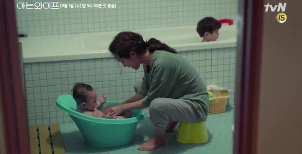 Nhìn Han Ji Min trước và sau khi lên đồ, mới thấy các chị em cứ biến hình là không thể đùa được! - Ảnh 2.