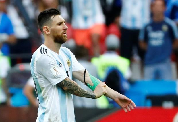 Messi ra điều kiện để tiếp tục cống hiến cho đội tuyển Argentina - Ảnh 2.