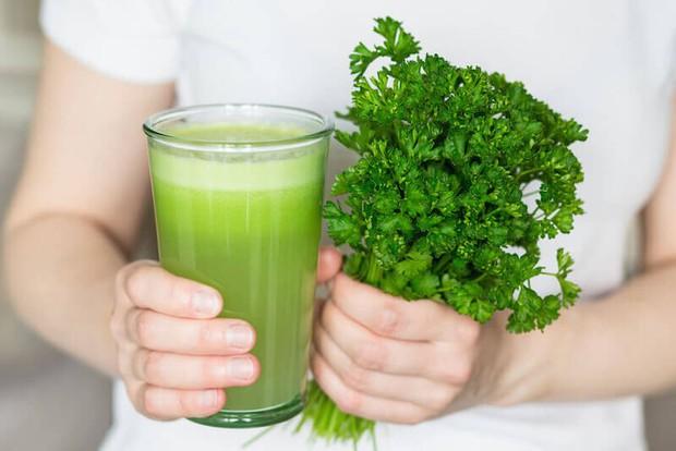 5 loại nước ép màu xanh giúp giữ dáng đẹp da bạn nên bổ sung thường xuyên - Ảnh 7.
