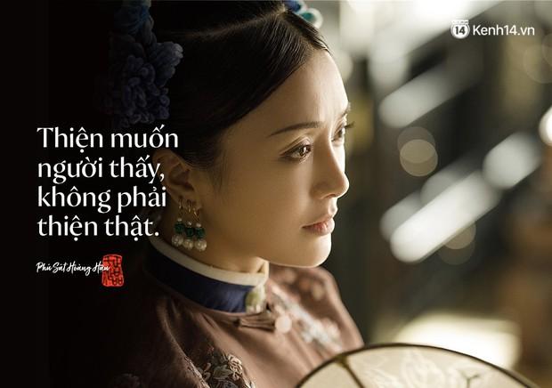 """Phú Sát Hoàng Hậu - """"Crush quốc dân"""" chốn hậu cung trong phim cực hot Diên Hi Công Lược - Ảnh 2."""