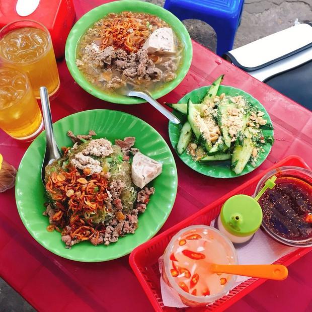Cuối tháng hết tiền vẫn tự tin cầm 100k oanh tạc 5 khu ăn uống rẻ không lối thoát ở Hà Nội - Ảnh 17.