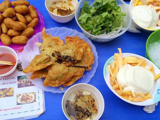 Cuối tháng hết tiền vẫn tự tin cầm 100k oanh tạc 5 khu ăn uống rẻ không lối thoát ở Hà Nội - Ảnh 14.