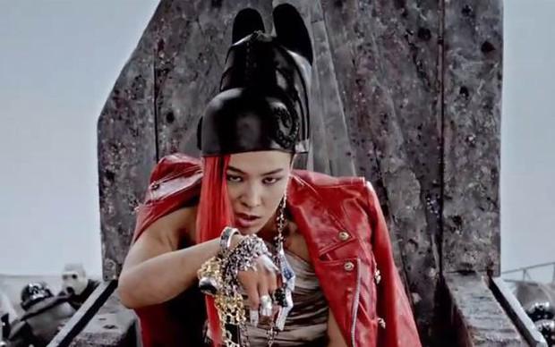Bê nguyên màn ném bột vào MV mới, Seung Ri chính là leader của Black Pink rồi! - Ảnh 8.