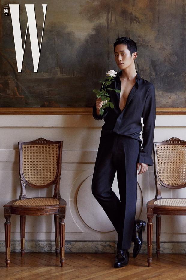 Cố lột xác với loạt hình tạp chí sexy, tài tử Chị đẹp Jung Hae In lại bị chê vì tạo dáng ngả ngốn quá đà - Ảnh 8.