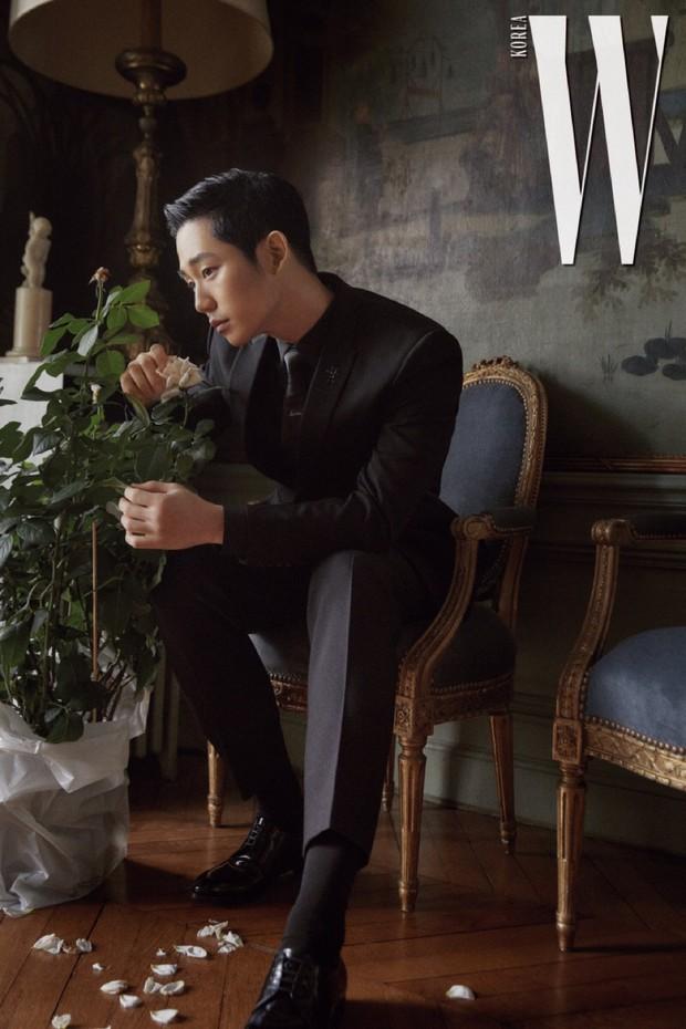 Cố lột xác với loạt hình tạp chí sexy, tài tử Chị đẹp Jung Hae In lại bị chê vì tạo dáng ngả ngốn quá đà - Ảnh 9.