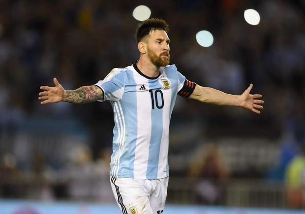Messi ra điều kiện để tiếp tục cống hiến cho đội tuyển Argentina - Ảnh 1.
