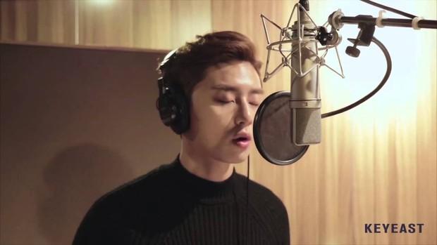 Giữa bão tin đồn hẹn hò, fan mong lắm Park Seo Joon làm điều này cho Park Min Young ngoài đời thực - Ảnh 2.