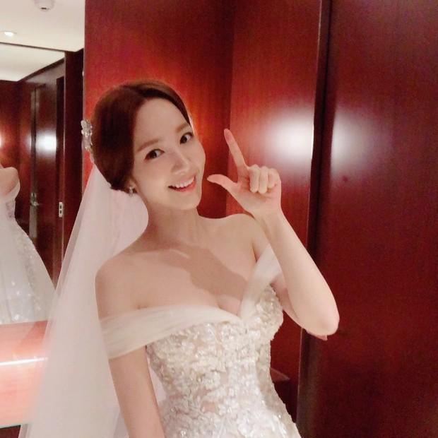 Đúng đêm dính tin đồn hẹn hò Park Seo Joon, Park Min Young có động thái gì mà khiến ai cũng phải khen ngợi - Ảnh 2.