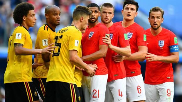 U23 Việt Nam tập chiêu đá phạt góc như đội tuyển Anh ở World Cup 2018 - Ảnh 3.